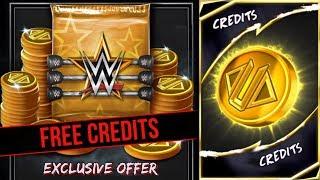 Free WWE SuperCard Credits in 2019 (100% Working)