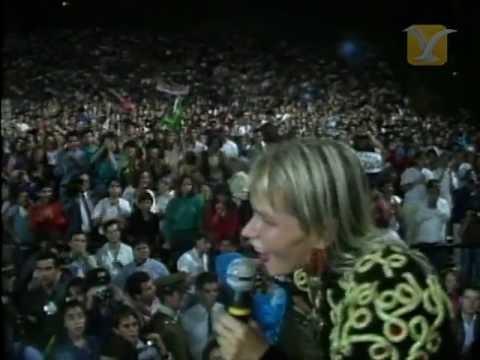 Xuxa Festival de Viña 1990