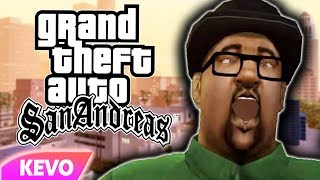 GTA: San Andreas but all we have to do is follow the train