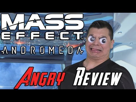 Mass Effect Andromeda Angry Review