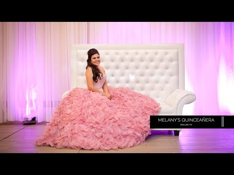 Melany s Quinceañera Highlight Video Alarcon Studios