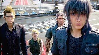 FINAL FANTASY 15 Gameplay Full Demo (E3 2016) Final Fantasy XV