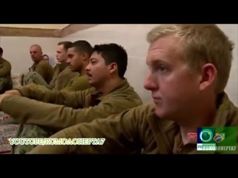 Iran releases footage of US sailors being detained - Vídeo mostra americanos sendo detidos pelo Irã