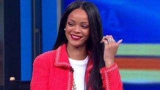 Look How Rihanna Made Fun Of Chris Brown