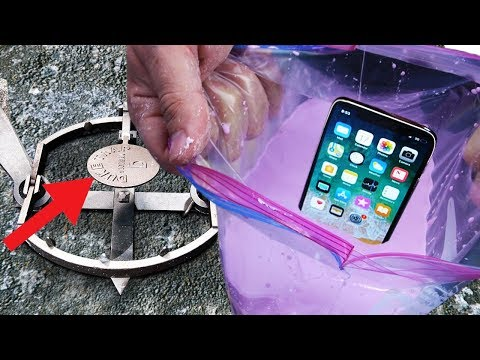 Xxx Mp4 Can Oobleck Protect IPhone X From Bear Trap 3gp Sex