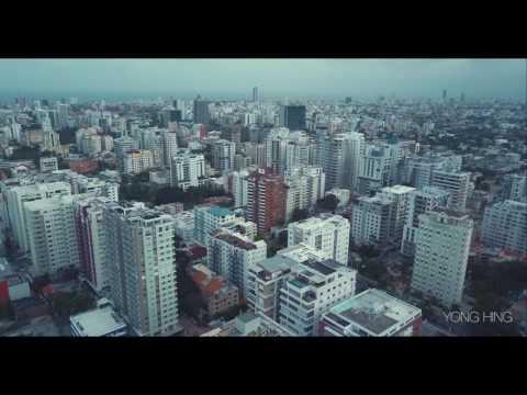Xxx Mp4 Flying Over Santo Domingo City 2017 3gp Sex