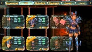 Eternity Warriors 2.0 Update - Android - Gameplay Trailer - Glu