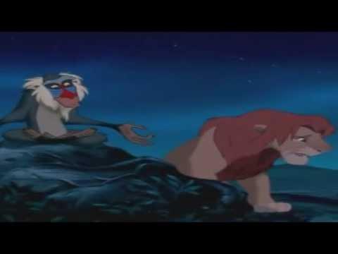 La mejor leccion de Simba El Rey León