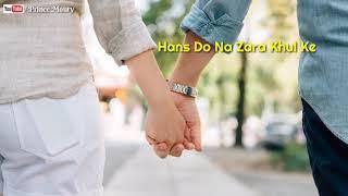 Tere Sang Guzar Jaaye | Mujhko Barsaat Bana Lo | Lyrics | Romantic What'sapp Status | Armaan Malik