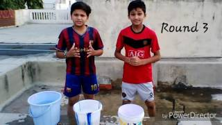 HYDERBADI malakpet diaries water challenge with a twist