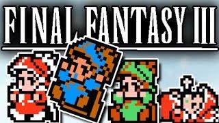 We're Onion Kids Now! │ Final Fantasy III #1 │ ProJared Plays!