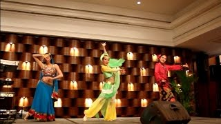 Singapore Cultural Dance Show Singapore Harmony Dance (Chinese, Malay and Indian dances)