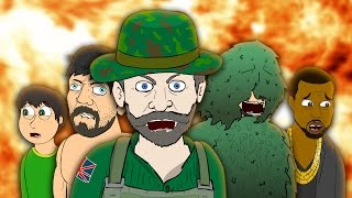 The Adventures of Captain Price 4