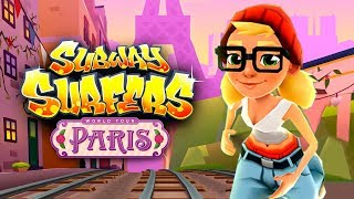 SUBWAY SURFERS - PARIS 2018 ✔ TRICKY AND 30 MYSTERY BOXES OPENING