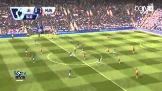 Leicester City vs Manchester United 5 3 All Goals and Full Highlights Premier League 2014 HD
