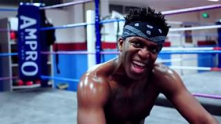 KSI Sparring AnEsonGib | KSI: Cant Lose Documentary | Clip #3