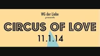 A.N.A.L  @ Circus of Love - Kassel (11.01.2014)