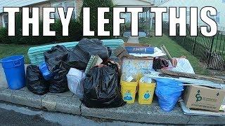 LETS GO TRASH PICKING! - Trash Picking Ep. 184
