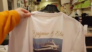 t-shirt Nadir Ajans ta
