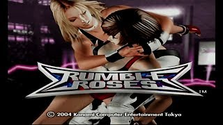 Rumble Roses - Miss Spencer (Story Modus) (PS2)