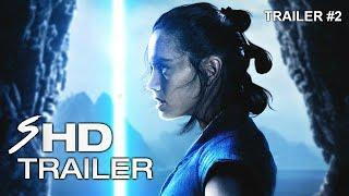 Trailer #2 - Star Wars: The Last Jedi (2017) Daisy Ridley, Mark Hamill (Fan Made)