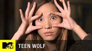 Teen Wolf (Season 5) | A Tutorial on a Teen Wolf Acting Method | MTV