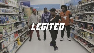 Sauce Walka - 2 Legited 2 Quited | *NEW* Dance Video