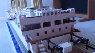 The Making of Lego Titanic 2015