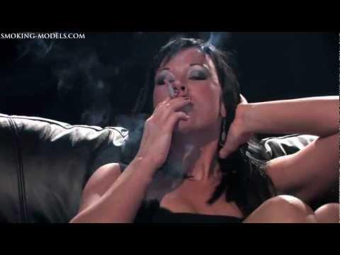 lolly smoking a marlboro red fetish