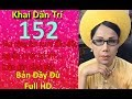 Download Lagu Khai Dân Trí - Lisa Phạm Số 152