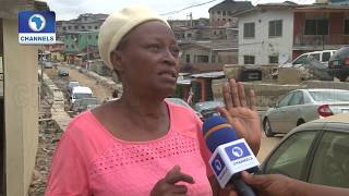 Kosofe LG Residents Lament Alleged Exposure To Security Risks Over Road Construction