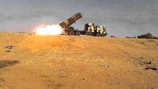 السودان يطلق صاروخ مداه 200 كلم