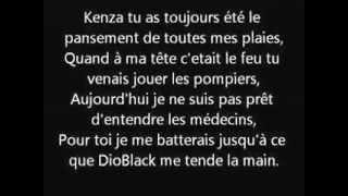 Kenza Farah feat Soprano - Coup de coeur (paroles)