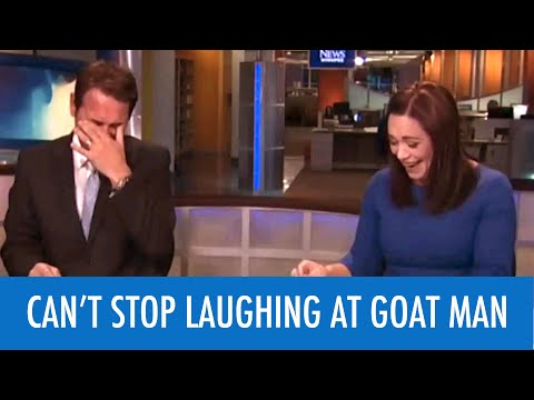 TRY NOT TO LAUGH AT GOAT MAN FAIL