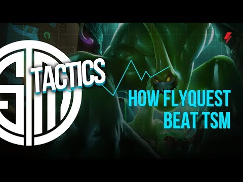 Xxx Mp4 How FlyQuest Beat TSM Using A Calculated Zac Pick Strong Map Movements 3gp Sex