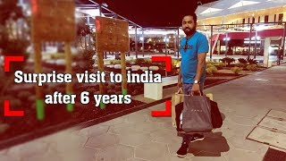 Surprise visit to india after 6 years | NISHAN BAL