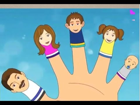 Finger Family Collection 7 Finger Family Songs Daddy Finger Nursery Rhymes