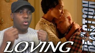 LOVING - Official Trailer REACTION!