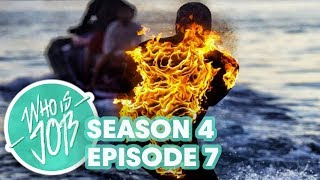 Surfing Giant Barrels at Teahupo'o on Fire | Who is JOB 5.0: S4E7