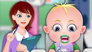 Baby Hazel Games HD - Baby Hazel Gums Treatment