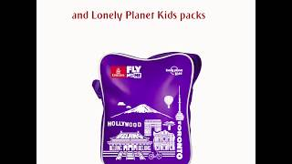 Fly With Me Lonely Planet Kids | Emirates Airline