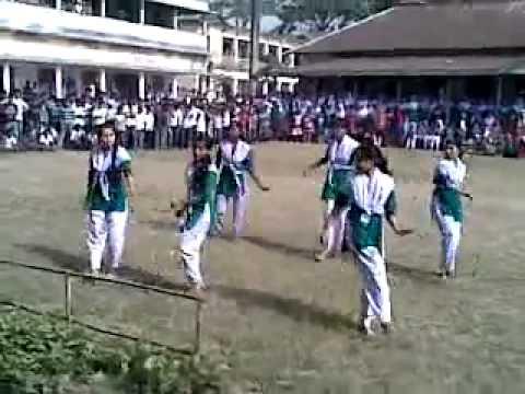 Bristi Pore Tapur Tupur By Bakul Tala H.A.K High School. Munshiganj......
