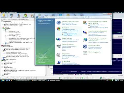 Impostare il Firewall per eMule breve video tutorial