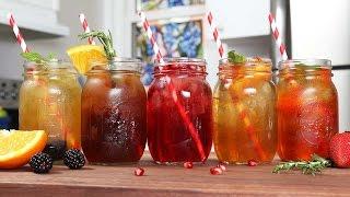 5 Refreshing Iced Tea Recipes