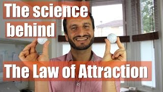The Science Behind the LAW OF ATTRACTION - Hari Kalymnios | The Thought Gym