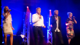 Formerly of Bucks Fizz - Fizzy Wizzy Medley at Leeds City Varieties 5 September 2015