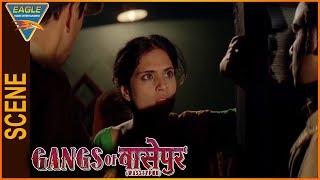 Gangs of Wasseypur -1 Hindi Movie || Police Asking Questions To Richa Chadda || Eagle Hindi Movies