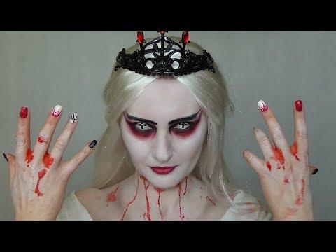 Xxx Mp4 ☻HALLOWEEN☻Krwawa Królowa Bloody Queen☻Październik 2017 ☻ 3gp Sex