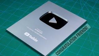 Congratulations friends!😍 | Silver play button