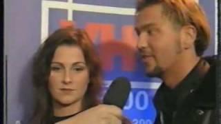 Ace of Base - Living In Danger Live + Interview (MTV Awards).mpg